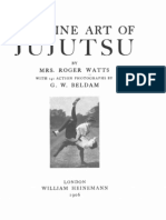 The Fine Art of Jujutsu - Mrs. Emily Watts 1906