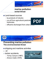 Preventing Marine Pollution