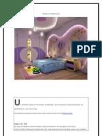Diseño de habitaciones