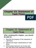 cashflows - seven