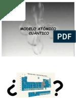 Modelo Atómico cuántico