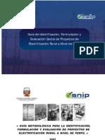 Guía de Electrificación Rural-Actualizado