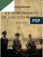 Peter Banyard - Conflictos Del Siglo XX. El Surgimiento de Los Dictadores