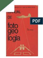 Manual de Fotogeología (parte 1)