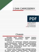 Chasis and Karoseri