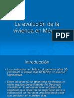 Presentacion La Vivienda en Mexico