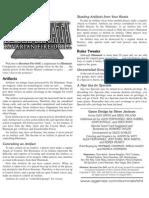 Illuminati - Bavarian Fire Drill Rules