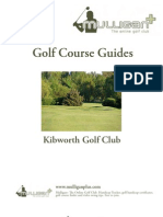 Kibworth Golf Club 502