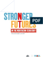 Stronger Futures Discussion Paper