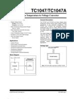 TC1047 Data Sheet