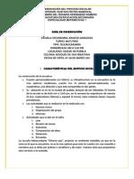 GUIA DE OBSERVACION