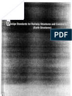 RTRI - Earth Structures Design Standard for Railway