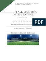 Lighting Report 2