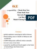 Stroke (Drug Research)