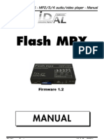 Flash MPX V12 Manual ENG(1)