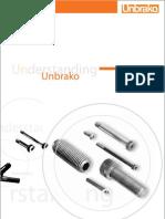 Understanding - Unbrako Fasteners (Technical Brochure)