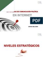 Estrategia de comunicación política en Internet - Sergio Melzner
