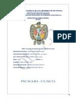 Informe de Residuos Heber