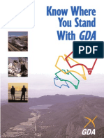 Know Where U Stand With GDA