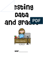 Testing Data and Grades