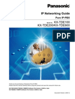 KXTDE IP Networking Guide 100-200-600
