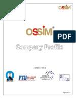 Company Profile OSSIM