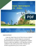 Trade Union in india