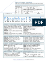 Chem Mastery MathCard Sample