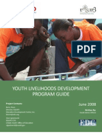 Youth Livelihoods Guide 2008