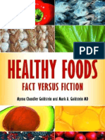 Healthy Foods Fact Versus Fiction-Mantesh