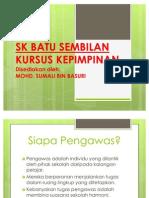 Kursus Kepimpinan Sk Bt9