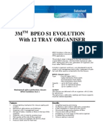3mtm Bpeo s1 Evolution 12 Tray Org Anise PDF