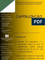 Capitalizacao PPT