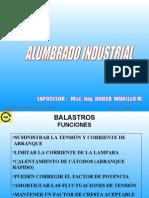 4.- Balastos