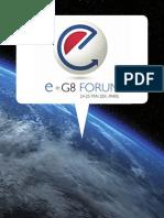 e-G8 Forum 2011