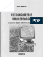 Fotogrametrie inginereasca