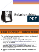 Revitalizing Our Relationships