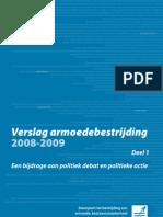 Verslag Armoedebestrijding (2008-2009 Deel I) - Een Bijdrage Aan Politiek Debat en Politieke Actie