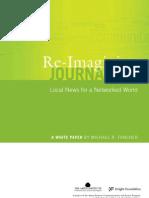 Re-Imagining Journalism