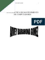 GUIA DE MANTENIMIENTO