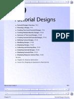 19 Factorial Designs