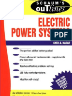 Schaum Electric Power Systems