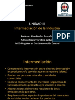 Unidad III Intermediarios de Dda.
