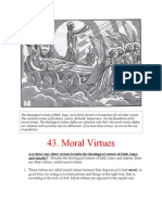 Moral Virtues