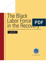Black Labor Force