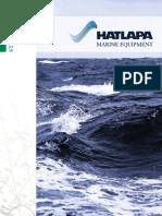 Hatlapa Steering Gear Broschuere Es