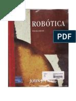 Introduccion a La Robotica 3 Ed. - Craig, John J._1