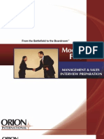 Sales Management Interview Preparation [PDF Library]