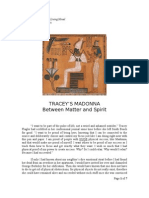 Tracey's Madonna Between Matter and Spirit