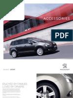 Peugeot 5008 Accessories